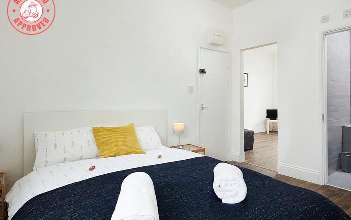 Charmstay Apartments #3, Londra