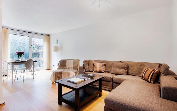 Bloomsbury Apartment, Londra