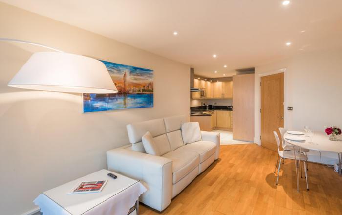 Turquoise Apartment, Londra