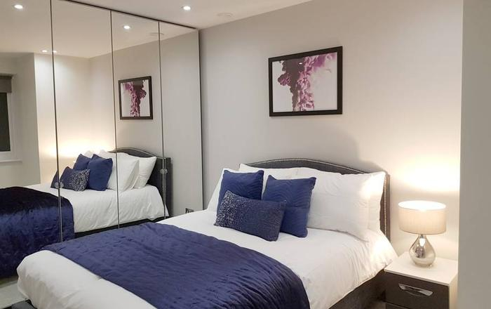 Ealing Green Apartment Con 1 Camera Da Letto, Londra
