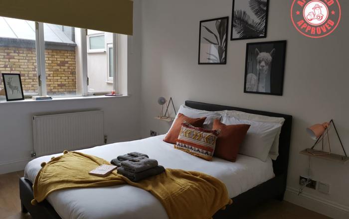 Barbican Apartment, Londra