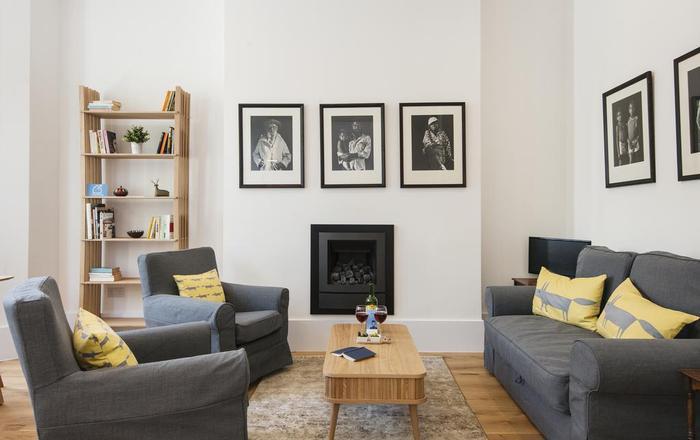 Philbeach Garden Apartment, Londra