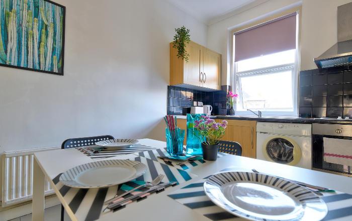 Willesden Green Apartment #30.2b, London
