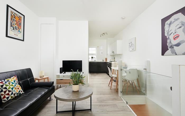 Euston Apartment, Londra