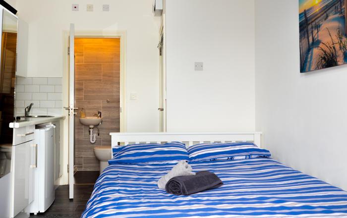 Euston Studio Apartment #3, Londra