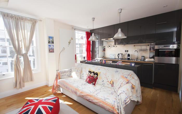 Camden Town Apartment, Londra