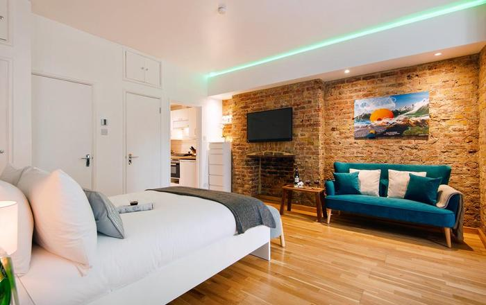 The Lovely Longridge Road Apartment, Londra
