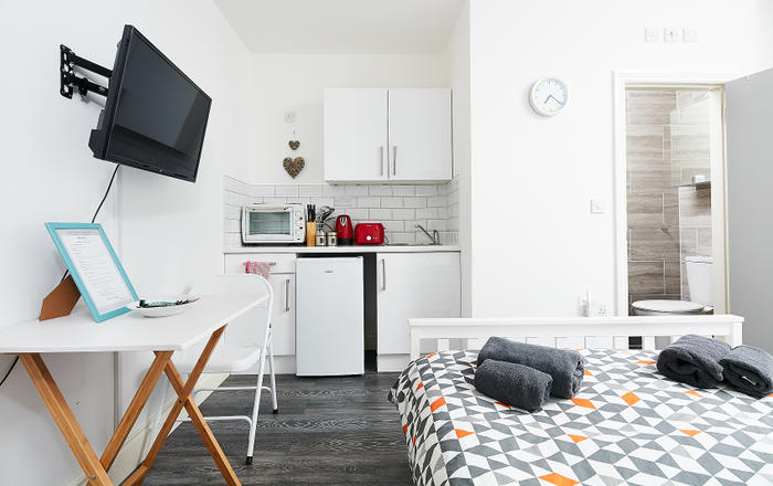 Euston Studio Apartment - Doppio, Londra