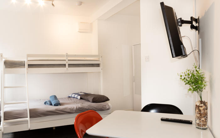 Euston Studio Apartment #9, London