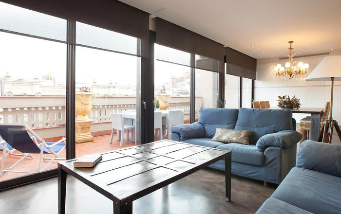 Gaudir Penthouse, Barcellona