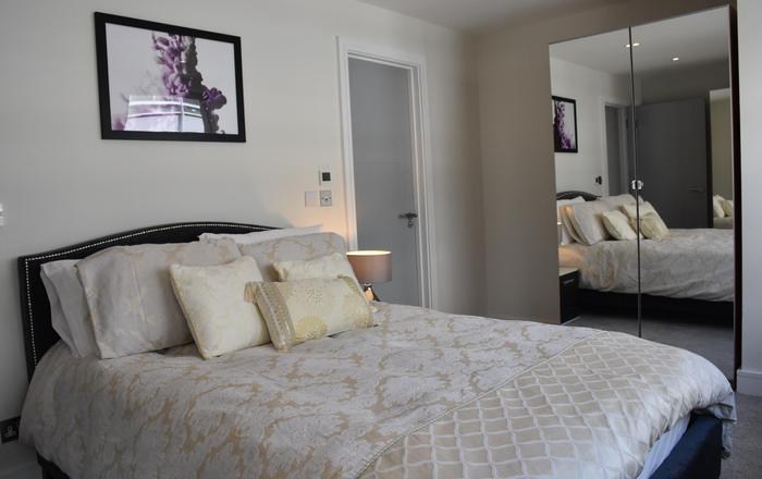 Ealing Green Apartment Con 2 Camere Da Letto, Londra