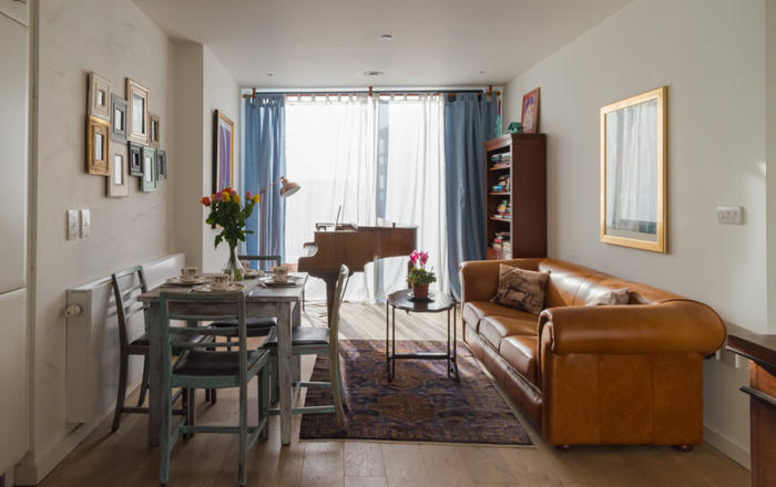 Waterloo Apartment, Londra