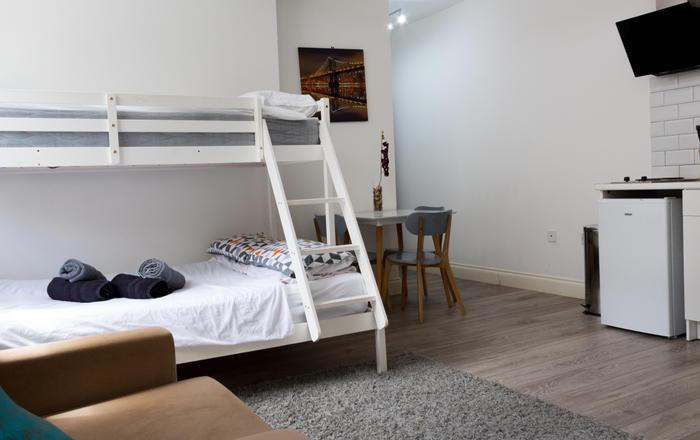 Euston Studio Apartment #15, London