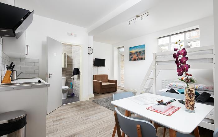 Euston Studio Apartment #15, Londra