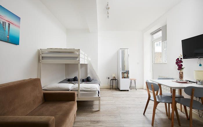 Euston Studio Apartment #14, Londra