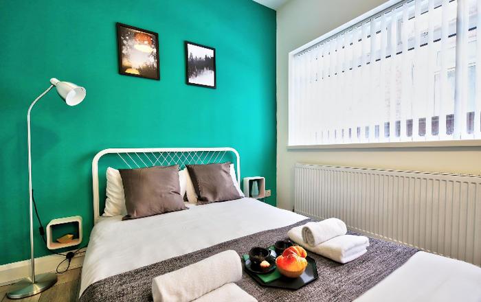 Melrose Apartment #me15, Londra