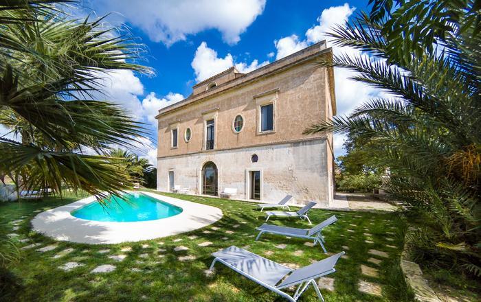 Villa Fiana, Gallipoli Area, Puglia