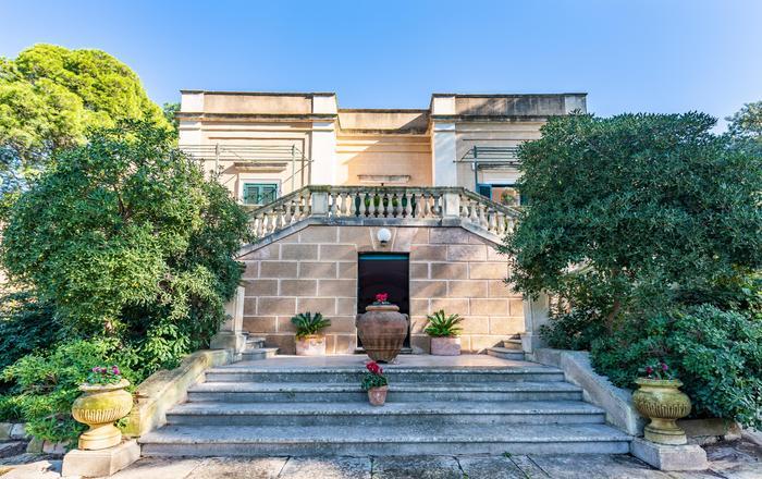 Villa Secca, Gallipoli Area, Puglia