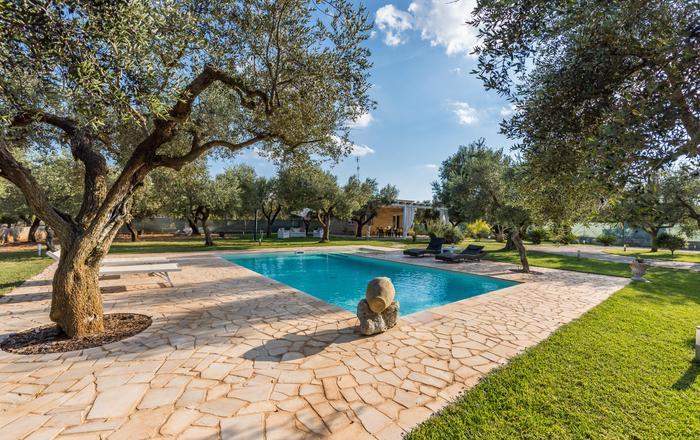 Villa Cavallino, Lecce Area, Puglia
