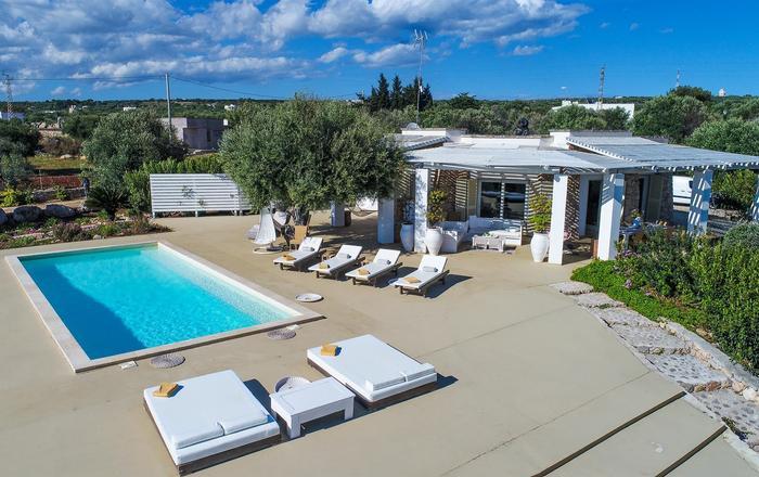 Villa Zeta, Leuca Area, Puglia