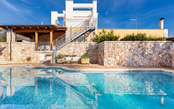Villa Orsola, Taranto Area, Puglia