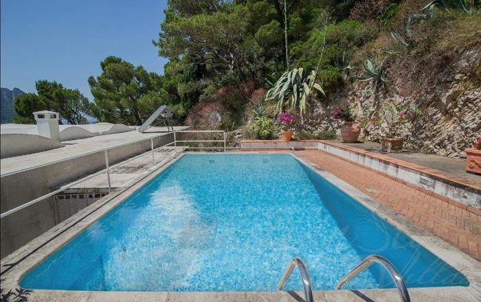 Villa Il Poggetto, Capri