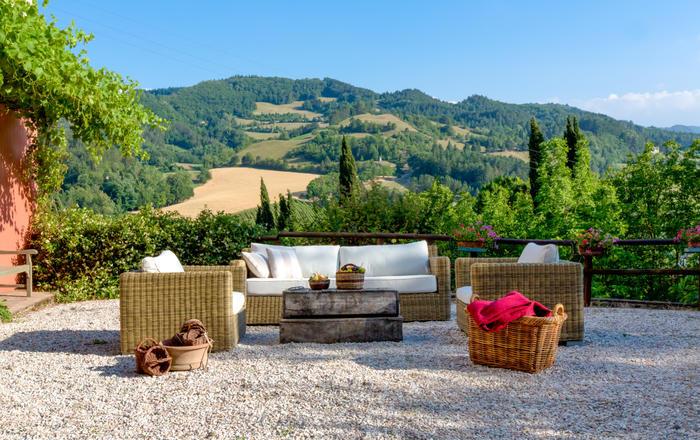 Villa Fante, Tredozio