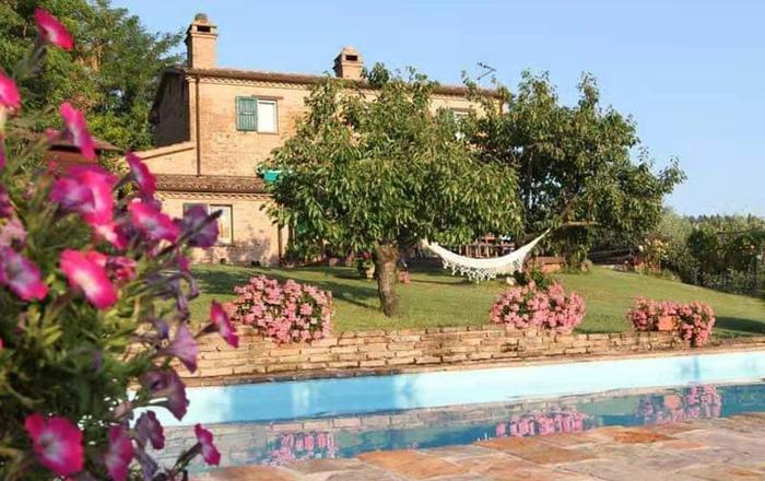 Villa Marzia, Rimini Area, Emilia-romagna
