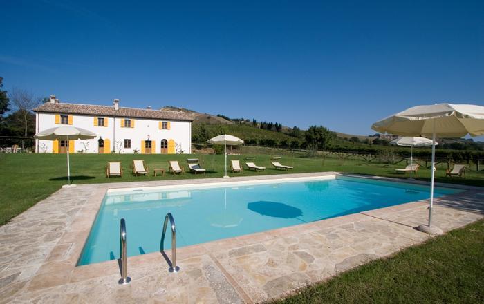Villa Vigneto, Faenza Area, Emilia-romagna