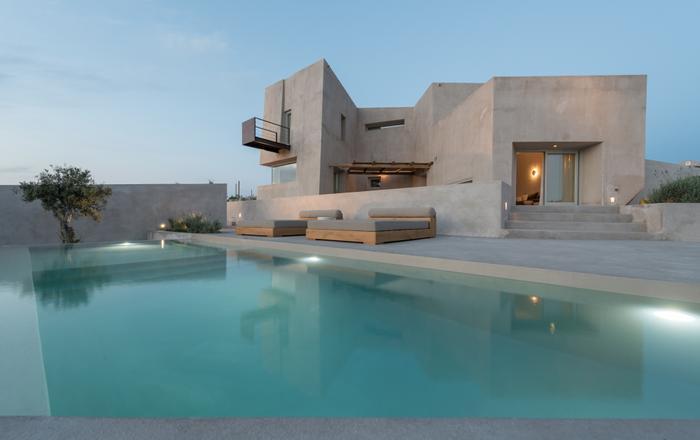 Villa Vasilias - 8 Guests, Santorini, Greece
