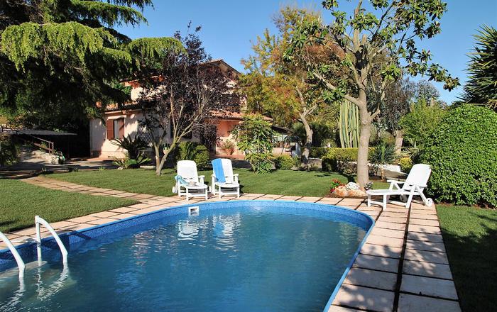 Villa Gaetano, Itri, Latium