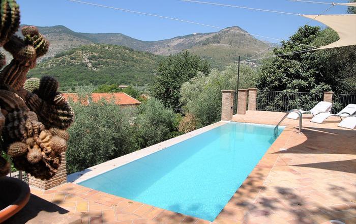 Villa Amica, Itri Area, Latium