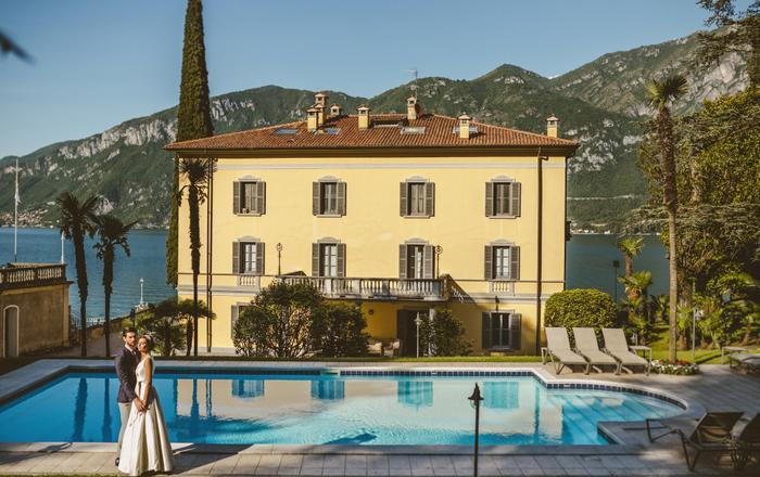 Villa Lario, Bellagio