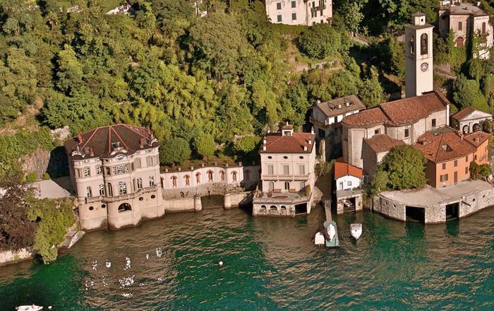 Villa Ginata, Como Area, Lake Como