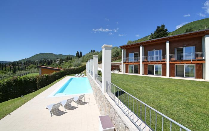 Villa Isotta, Gardone Riviera, Lake Garda