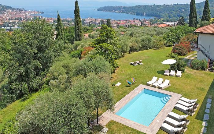 Villa Cammie, Salo Area, Lake Garda