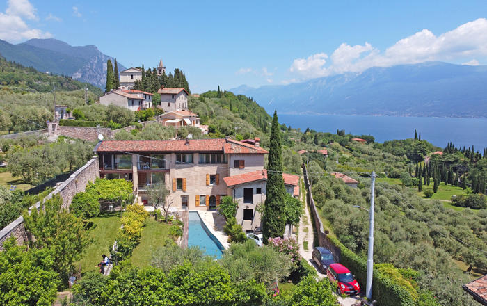 Villa Foglia, Maderno Area, Lake Garda