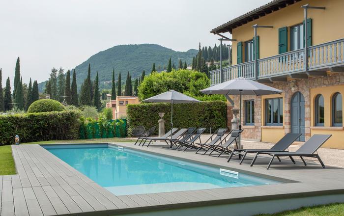 Villa Leandra, San Felice Del Benaco, Lake Garda