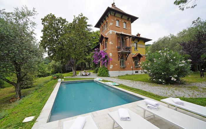 Villa Brunella, Salò Area, Lake Garda