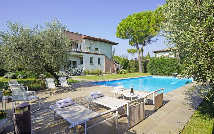 Villa Silvia, Moniga Del Garda, Lake Garda