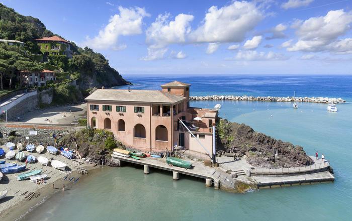 Villa Ceula, Levanto, Liguria