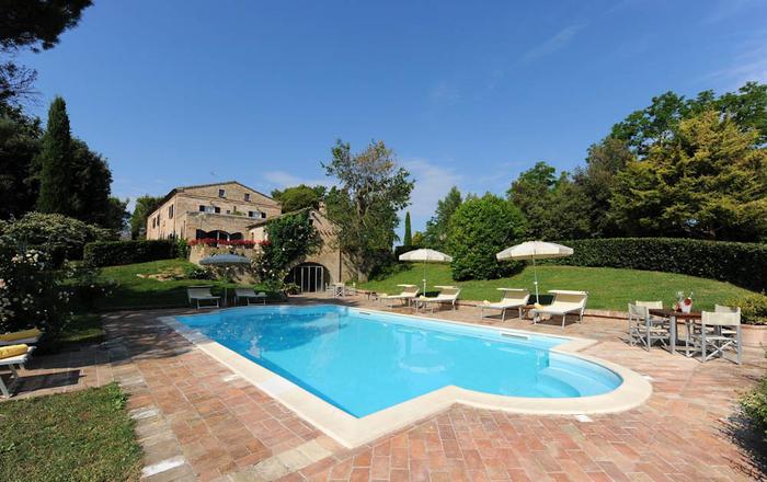 Villa Baci, Pesaro Area, Le Marche