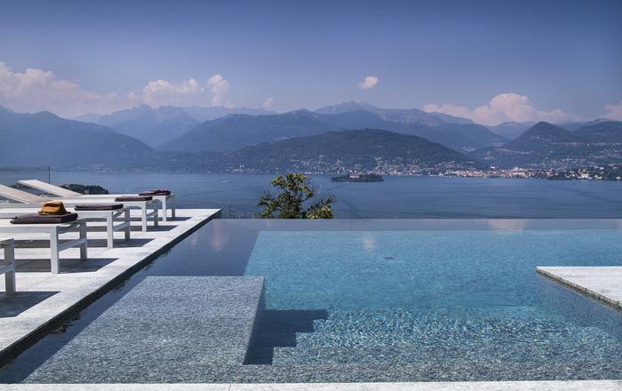 Villa Cesare, Stresa