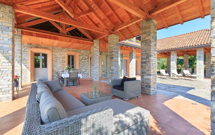 Villa Caverna, Pallanza