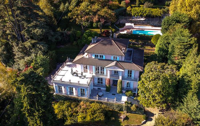Villa Meina, Meina, Lake Maggiore