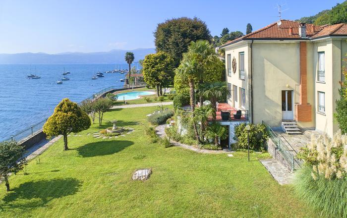 Villa Sabrina, Susello