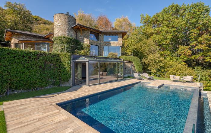 Villa Superiore, Stresa Area, Lake Maggiore