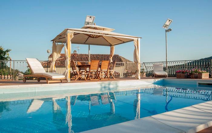 Villa Vibrante - 14 Guests, Vibonati