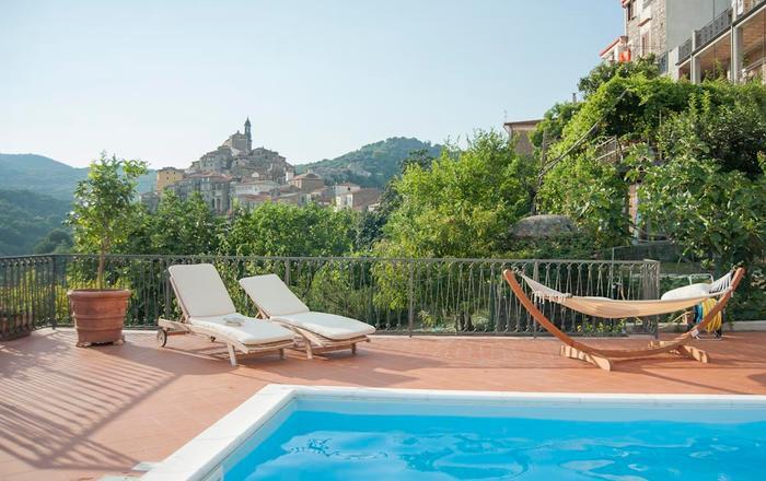 Villa Vibrante - 10 Guests, Vibonati