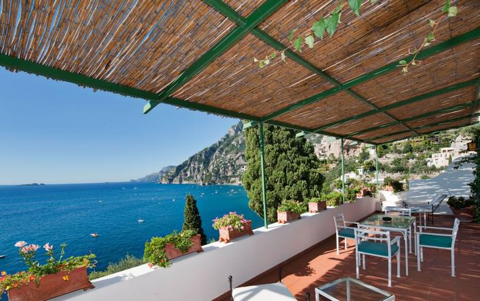 Villa Tulipano, Positano, Sorrento And Amalfi Coast